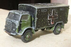 DINKY 626 FORD MILITARY AMBULANCE to restore 1950s
