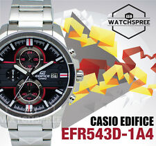 Casio Edifice Chronograph EFR543D-1A4