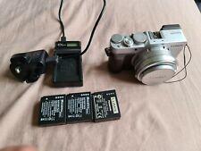 PANASONIC Lumix DMC-LX100EBS High Performance Compact Camera - Silver