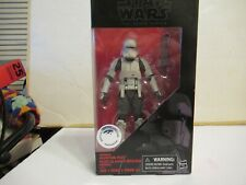 """Star Wars Black Series 6"""" Imperial Hovertank driver figure (Toys R Us Exclusive)"""