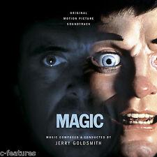 MAGIC Jerry Goldsmith CD LA-LA LAND Expanded SCORE Soundtrack ANTHONY HOPKINS