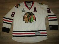 Duncan Keith Chicago Blackhawks Hockey Premier Jersey 2XL 2X mens