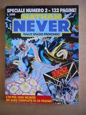 NATHAN NEVER Speciale n°2 Edizione Bonelli    [G364] Senza albo