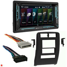 "1997 - 2001 JEEP CHEROKEE DOUBLE DIN CAR STEREO INSTALLATION DASH KIT BEZEL ""D"""