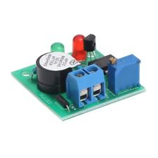 On-Board Battery 12V Low Voltage Alarm Buzzer Under Voltage Protection Module