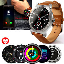 Sports Bluetooth Smart Watch Heart Rate Monitor For Samsung IOS iPhone XS X 8 7