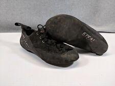 Vtg 5.10 Five-Ten Stealth Women's Climbing Shoes All Black (Size 8 Us, 39.5 Eur)