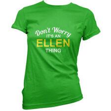 Maglie e camicie da donna verde con girocollo taglia 42
