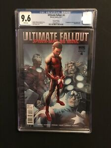Ultimate Fallout 4 2nd Second Printing CGC 9.6