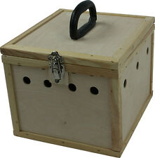 caisse de transport pour pigeons et arrière-grands-nains nr.41042