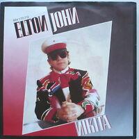 """ELTON JOHN - Nikita - 7""""-Single"""