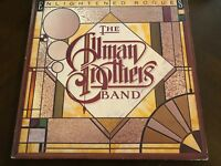 ALLMAN BROTHERS ENLIGHTENED ROGUES VINYL LP GATEFOLD CAPRICORN VG+