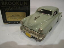 1/43 BROOKLIN 17 STUDEBAKER CHAMPION STARLIGHT COUPE 1952
