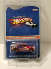 Hot Wheels 2013 Mexico Convention Custom '71 DATSUN BLUEBIRD 510 WAGON  #17/25