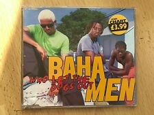 BAHA MEN - Who Let The Dogs Out - CD Single