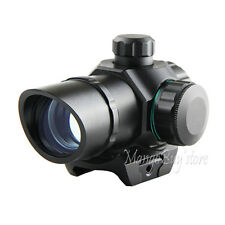 Hunting Optics Holographic Tactical  Green Dot Reflex Sight Scope