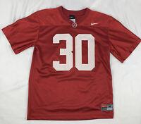 Nike ALABAMA CRIMSON TIDE  #30 FOOTBALL JERSEY Youth Medium (12/14) Crimson Red