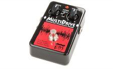 EBS Multi Drive Studio Edition Bass Guitar Effect Pedal Universal Overdrive