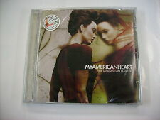 MY AMERICAN HEART - THE MEANING IN MAKEUP - CD SIGILLATO 2007