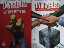 Les invisibles tome 1 et 2