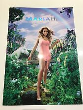 MARIAH CAREY 2000 RAINBOW TOUR CONCERT RARE PROGRAM BOOK