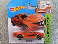 Hot Wheels 2015 #204/250 RYURA LX orange HW WORKSHOP étui E