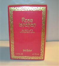 Yves Rocher ROSE ISPAHAN - EDT Spray - Yves ROCHER mit BOX - 75 ml - Vintage