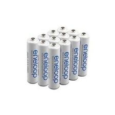 12 Pcs Panasonic Eneloop AAA BK-4MCCE/4BE Rechargeable 750 mAH Batteries
