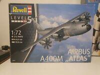 REVELL Airbus A400M 'ATLAS' Luftwaffe 1:72 Aircraft Model Kit 03929