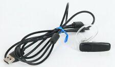 Plantronics M70 Bluetooth Headset Hands Free Earpiece Black Light Use