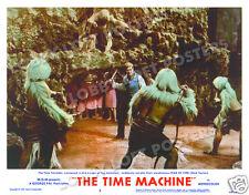 THE TIME MACHINE LOBBY SCENE CARD # 2 POSTER 1960 ROD TAYLOR MORLOCKS