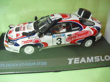 TEAM SLOT 11708 TOYOTA CELICA GT4 ST-185 #3 SAFARI 1994 D.WILLIAMSOM-I.DUNCAN