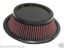 Kn air filter (E-2606) Filtración de reemplazo de alto caudal