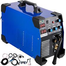 Vevor Mig Welder Welding Machine 270a Mig Mma Tig 3 In 1welder Combo 110v220v