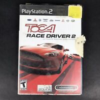 Toca Race Drivers 2 Sony Playstation 2 PS2 Complete CIB Tested Working