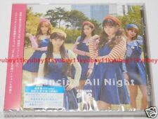 CRAYON POP Dancing All Night Regular Edition First Press CD Trading Card Japan