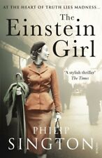 The Einstein Girl,Philip Sington- 9780099535799