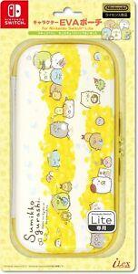 San-X Official Kawaii Nintendo Switch Lite Hard Case -Sumikko Gurashi