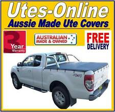 Ford PX Ranger Space Cab w/Factory Sportsbars nov2011-Current Ute Tonneau Cover