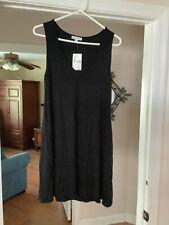 Socialite Sleeveless Black Dress Medium NEW WITH TAGS. Adorable