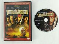 DVD Disney VF  Pirates des Caraibes La Malediction du Black Pearl   Envoi suivi
