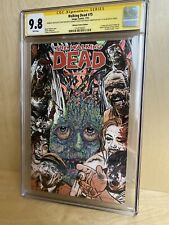 Walking Dead # 75 Ultimate Comics Edition - CGC 9.8 SS White Pages