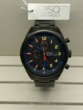 MOVADO ESQ 7301452 CATALYST BLACK STAINLESS STEEL CHRONOGRAPH MEN'S WATCH