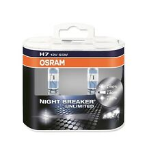 OSRAM 64210NBU-HCB NIGHT BREAKER UNLIMITED H7 Duobox PX26d Abblendlicht Fernlich