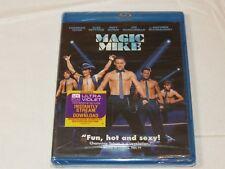 Magic Mike Blu-ray Disc 2012 Drama Rated_R Channing Tatum Matthew McConaughey
