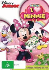 Mickey Mouse Clubhouse - I Heart Minnie (DVD, 2012)