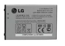 NEW OEM LG LGIP-400N OPTIMUS M/C/U/V/T/S/1 VM670 LS670 MS690 P500 P509 BATTERY