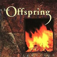 THE OFFSPRING Ignition CD BRAND NEW Remastered