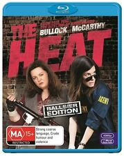 The Heat Ballsier Edition Blu Ray