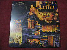 MULTIPLE TRUTHS No One Wins LP From Ashes Rise Ballast Modern Life Is War